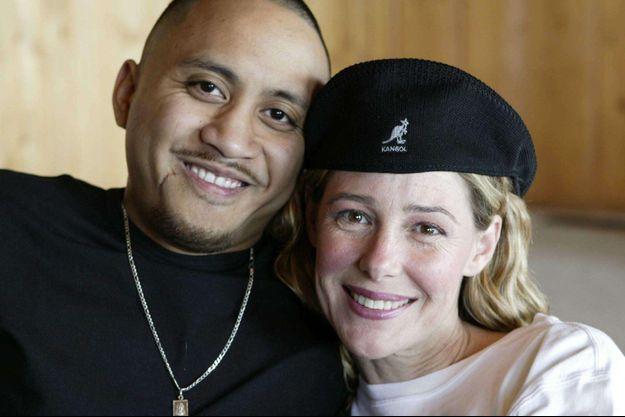 Mary Kay Letourneau et son ancien élève Vili Fualaau.