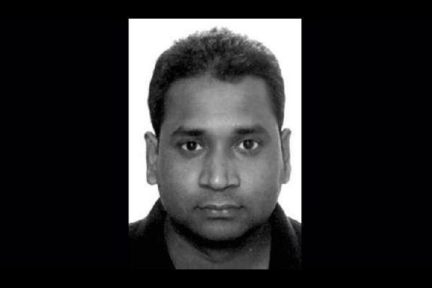 Alam Khorsled est soupçonné du quadruple meurtre d'une famille.