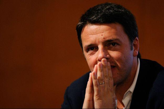Renzi en meeting à Turin le 6 décembre dernier