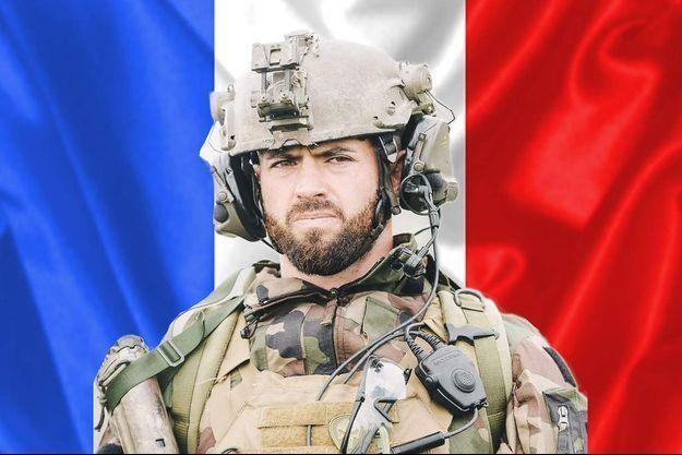 Le caporal-chef Maxime Blasco