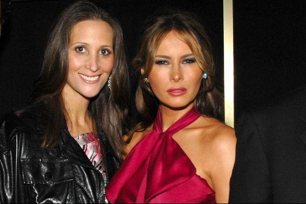 Stephanie Winston Wolkoff, Melania Trump