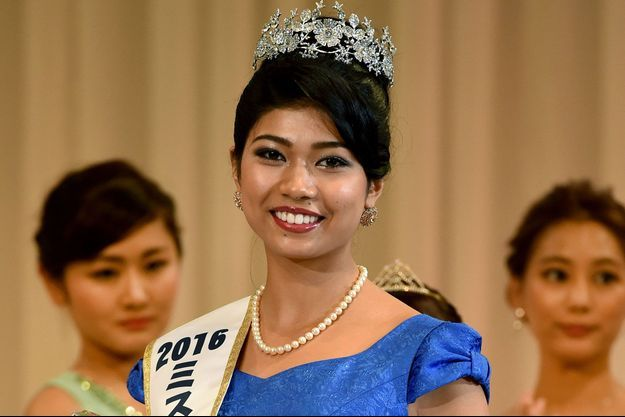 Priyanka Yoshikawa a été sacrée Miss Japon
