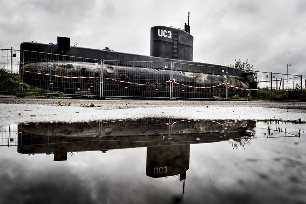 Le sous-marin Nautilus.