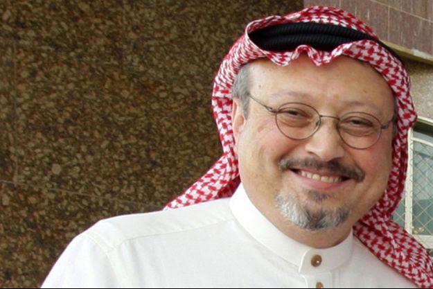Jamal Khashoggi en mai 2010.