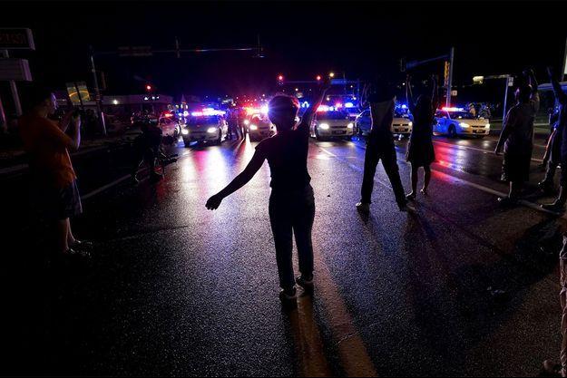 La mort de Michael Brown a marqué le début de nombreuses manifestations.