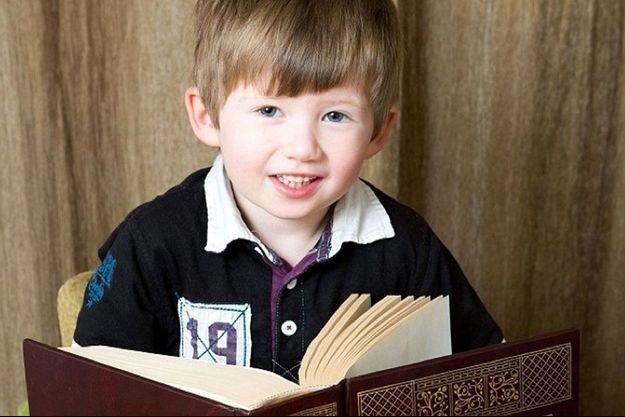 Michael McBride, le petit génie de Bristol a un QI de 145.