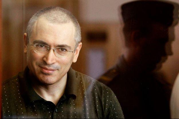 Mikhail Khodorkovski en 2010.