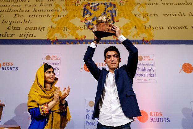 Malala Yousafzai, Mohamad Al Jounde