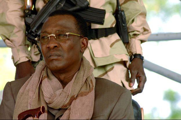 Idriss Déby en 2006.
