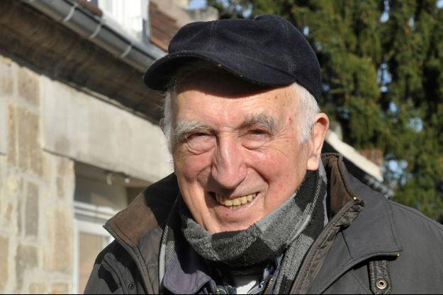Jean Vanier, en mars 2015.