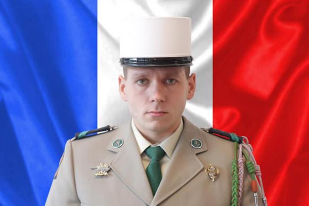 Le brigadier Dmytro Martynyouk est mort le 1er mai 2020.
