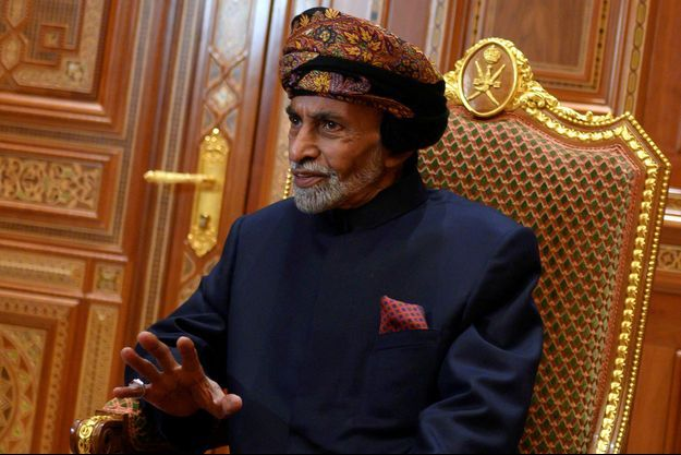 sultan Oman