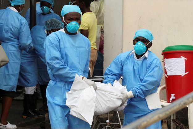 Les cinq cas ont été déclarés à Béria, ville du centre de Mozambique.