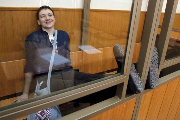 Nadia Savtchenko pourrait bientôt être renvoyée vers l'Ukraine.