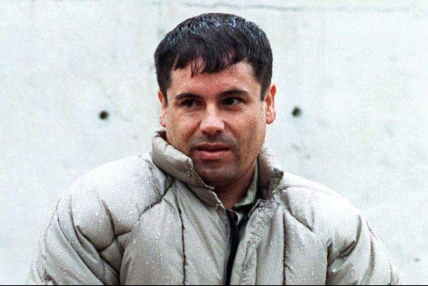 "Joaquin ""El Chapo"" Guzman en 1993."