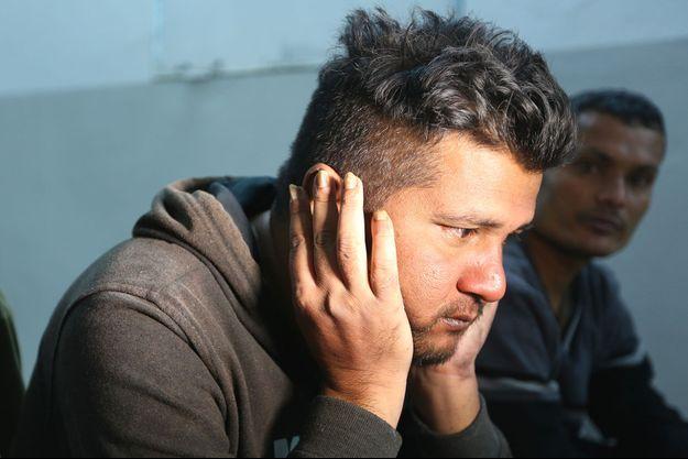 Ahmed Bilal, rescapé du naufrage.