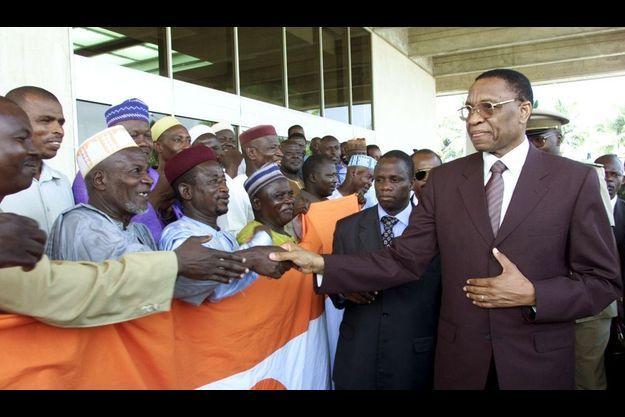 Le président Mamadou Tandja vient d'être renversé par un coup d'Etat.
