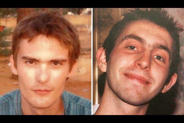 Les visages des deux otages français assassinés samedi.