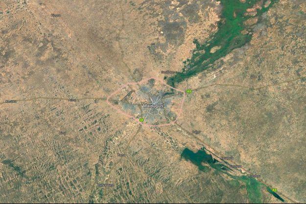 17 personnes ont été évacuées suite aux attaques des deux fillettes, dans un marché de Maiduguri au Nigeria.