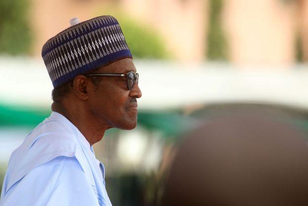 Muhammadu Buhari, président du Nigeria.