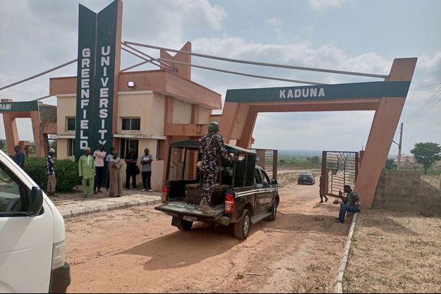 Les forces armées nigérianes
