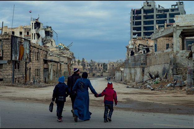 Alep le 16 décembre