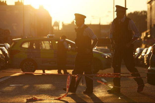 L'attaque a eu lieu dans la nuit de dimanche à lundi à Londres.