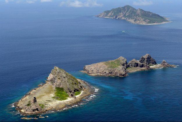 Les îles Senkaku-Daiyu