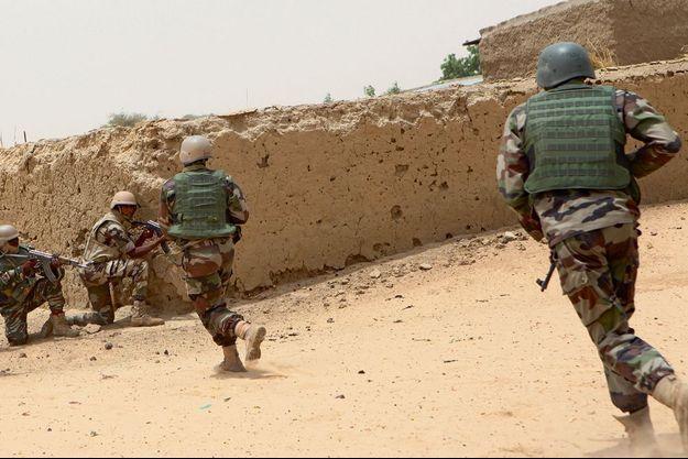 L'offensive est lancée contre Boko Haram.