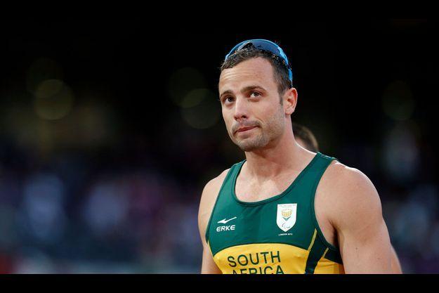 Le champion paralympique Oscar Pistorius est accusé d'avoir tué sa petite-amie.