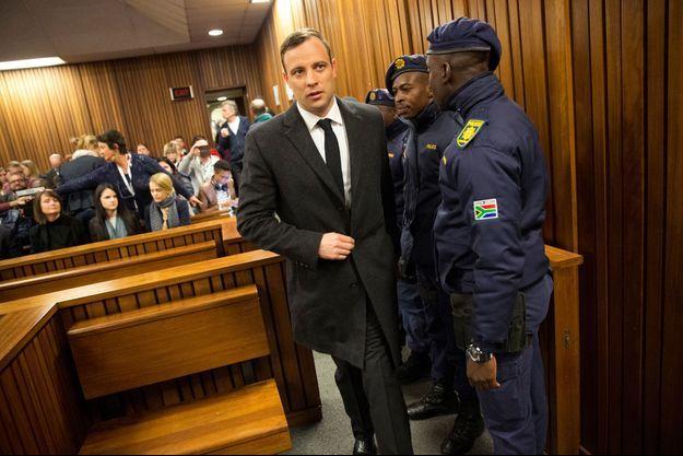 Oscar Pistorius a été condamné à six ans de prison pour le meurtre de Reeva Steenkamp.