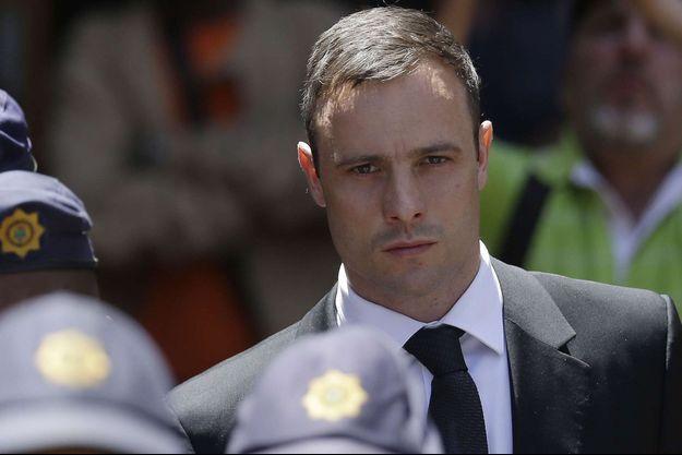 Oscar Pistorius a été condamné à cinq ans de prison pour la mort de Reeva Steenkamp.