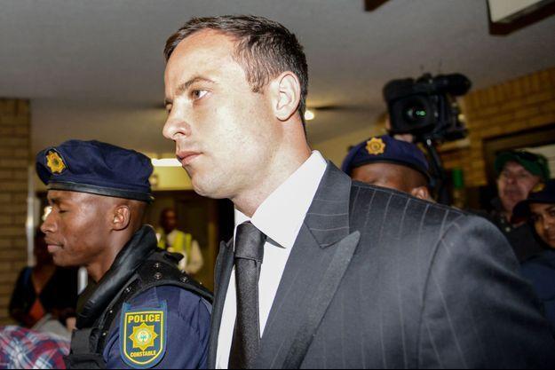 Oscar Pistorius avait été condamné à cinq ans de prison ferme.