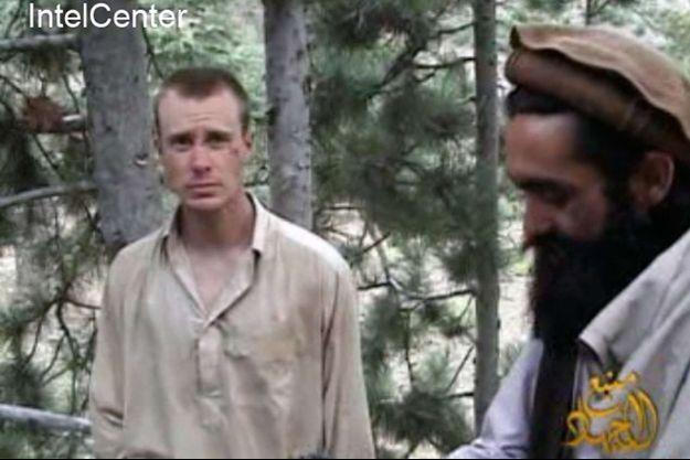 Bowe Bergdahl sur une vidéo tournée par les taliban.