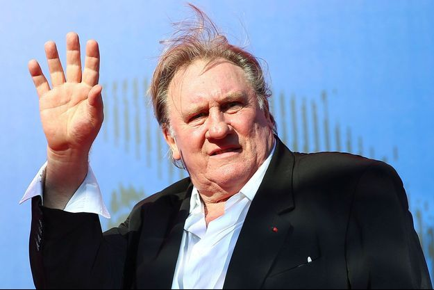 Gérard Depardieu (photo d'illustration)
