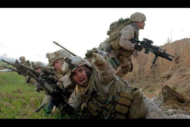 Depuis samedi, 15 000 soldats, majoritairement américains et britanniques, sont déployés dans la province d'Helmand, dans le cadre de l'opération opération Mushtarak.