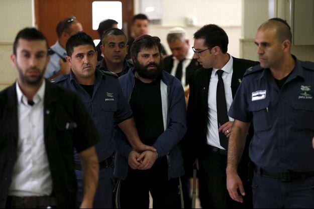 Yosef Haim Ben David, 31 ans, est considéré comme le principal exécutant de l'enlèvement et de l'assassinat d'un Palestinien de 16 ans.