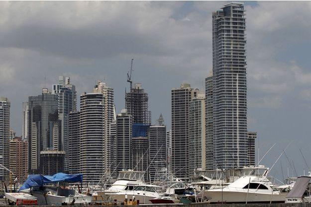 La ville de Panama City