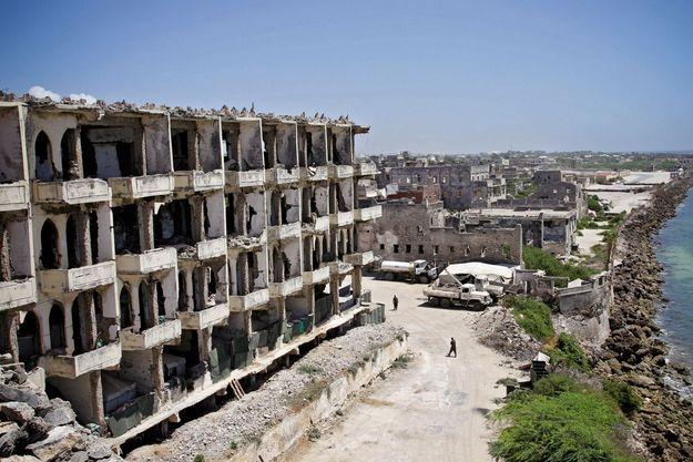 La ville de Mogadiscio