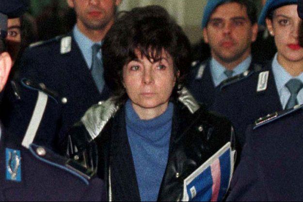 Patrizia Reggiani, en novembre 1998.