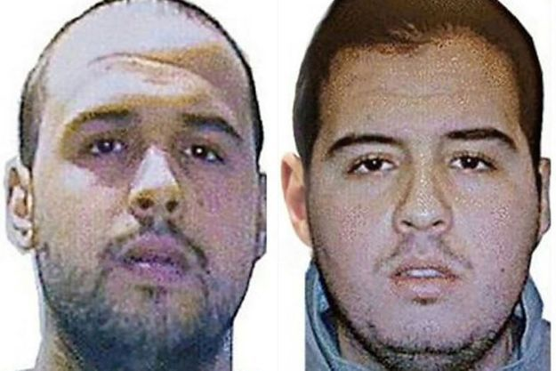 Les frères El Bakraoui se sont fait exploser dans le métro et à l'aéroport de Bruxelles le 22 mars.