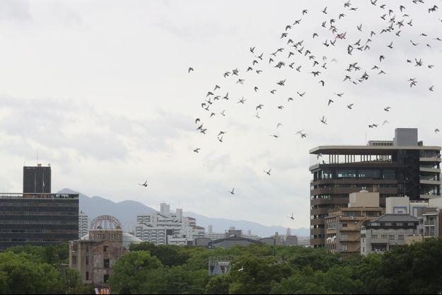 Hiroshima en août 2019.