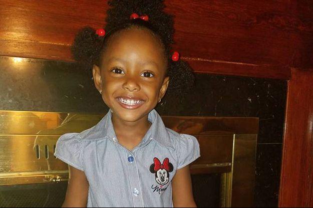 La petite Skylar avait 5 ans.