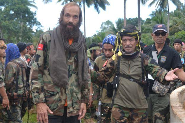 Kjartan Sekkingstad a été otage du groupe islamiste Abou Sayyaf pendant un an.
