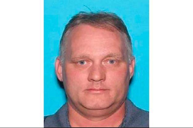 Robert Bowers, le suspect de l'attentat de Pittsburgh.