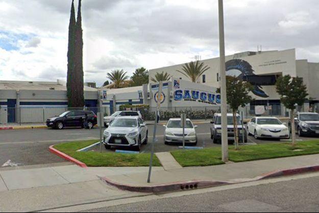 Lycée Saugus à Santa Clarita.
