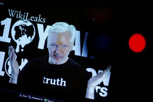 Julian Assange, le cofondateur de WikiLeaks.