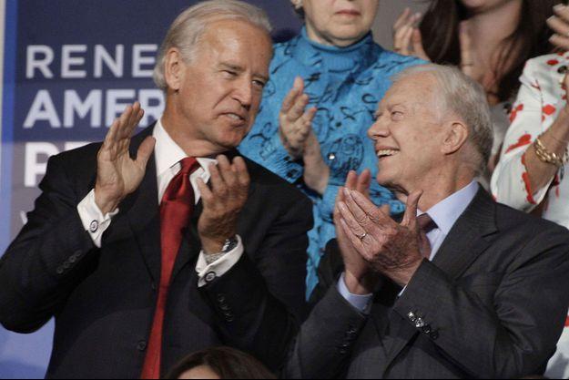 Joe Biden, Jimmy Carter