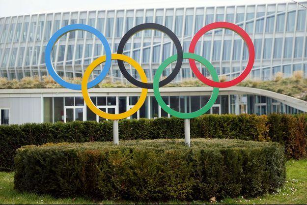 Le siège du CIO, à Lausanne.