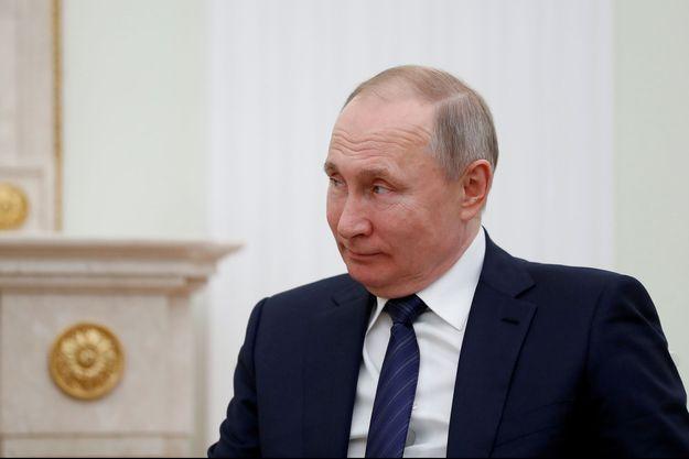 Vladimir Poutine, le 27 février dernier.